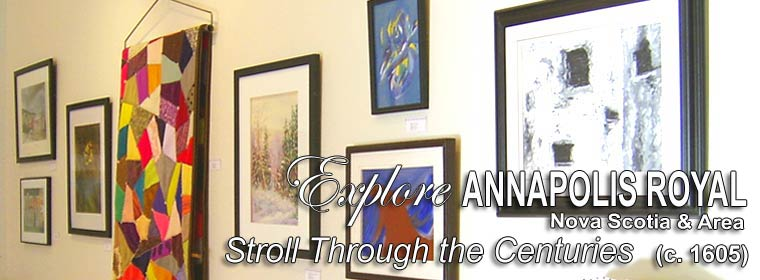 ARTSPlace in Annapolis Royal