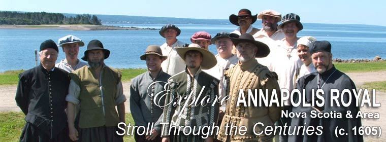 Festivals in Annapolis Royal