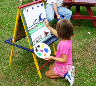 Paint the Town in Annapolis Royal