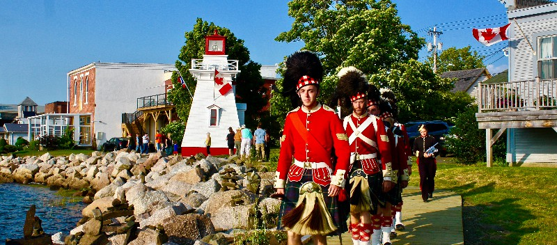 Explore Annapolis Royal